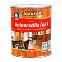 Lazurán Aqua Magasfényű Univerzális Lakk